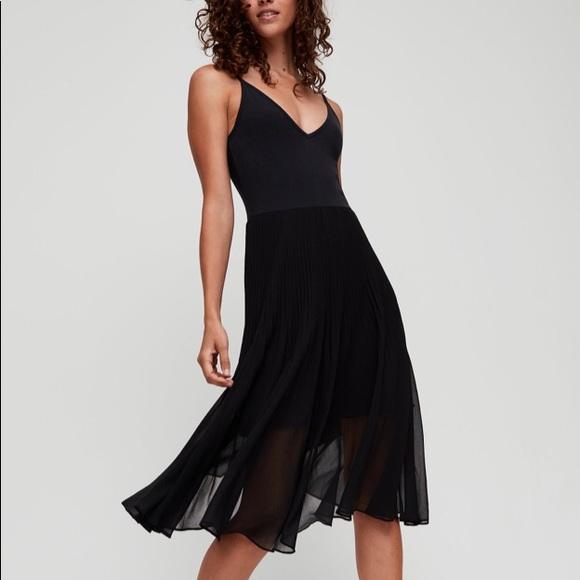 Nwot Aritzia daphne dress